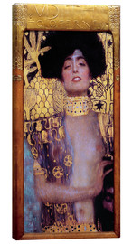 Canvas print  Judith and Holofernes - Gustav Klimt