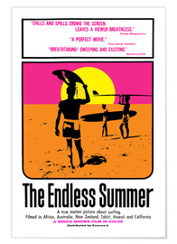 Premium poster  The Endless Summer - Entertainment Collection