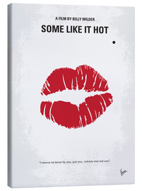 Canvas print  Some Like It Hot - chungkong