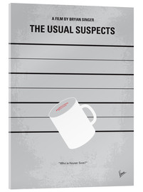 Acrylic print  The usual suspects - chungkong