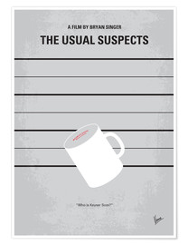 Premium poster  The usual suspects - chungkong