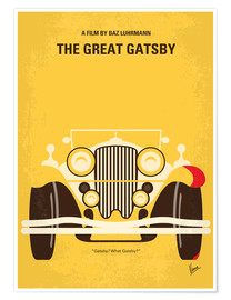 Premium poster  The Great Gatsby - chungkong