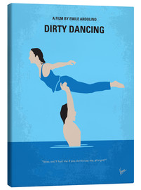 Canvas print  Dirty Dancing - chungkong