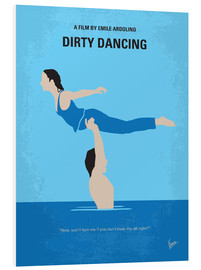 Foam board print  Dirty Dancing - chungkong