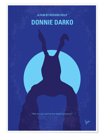 Premium poster Donnie Darko