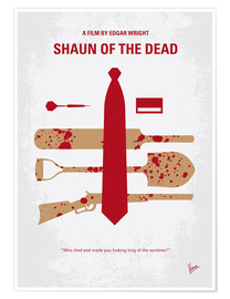 Premium poster  Shaun of the Dead - chungkong