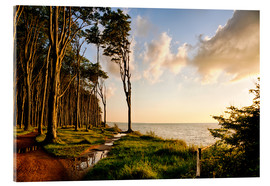 Acrylic print  Baltic Sea near Rostock