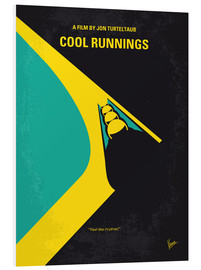 Foam board print  Cool Runnings - chungkong