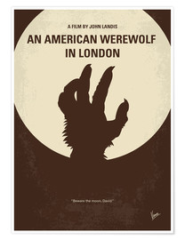Premium poster  An American Werewolf In London - chungkong