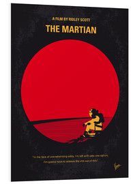 Foam board print  The Martian - chungkong