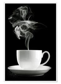 Premium poster  Coffee Cup