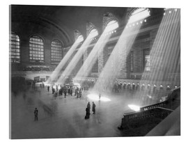 Acrylic print  Grand Central Railroad Station
