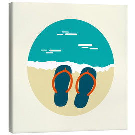 Canvas print  Up and away - Kidz Collection