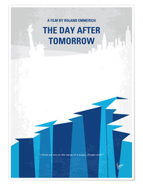 Premium poster The Day After Tomorrow