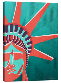 Canvas print  new york - Mark Ashkenazi