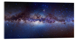 Acrylic print  Centre of the Milky Way - Alan Dyer