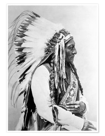 Premium poster  Sioux Chief - Sitting Bull - John Parrot