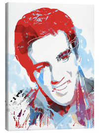 Canvas print  Elvis Presley - 2ToastDesign