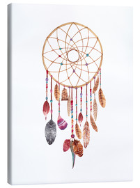 Canvas print  Dream catcher - Nory Glory Prints