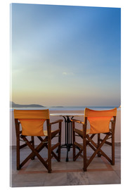 Acrylic print  pure views - Thomas Klinder