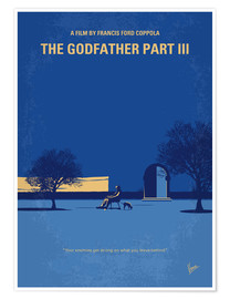 Premium poster The Godfather Part III