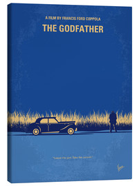 Canvas print  The Godfather - chungkong