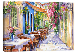 Canvas print  Time for Tapas - Paul Simmons