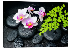 Canvas print  Zen still life