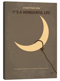 Canvas print  Its a Wonderful Life - chungkong