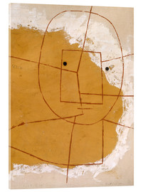 Acrylic print  One Who Understands - Paul Klee