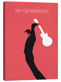 Canvas print  The Who, My Generation - chungkong