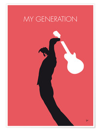 Premium poster  The Who, My Generation - chungkong