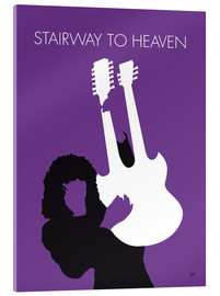 Acrylic print  Led Zeppelin, Stairway to Heaven - chungkong