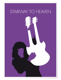Premium poster  Led Zeppelin, Stairway to Heaven - chungkong