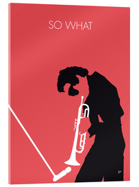Acrylic print  Miles Davis, so what - chungkong