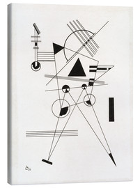 Canvas print  Lithograph I - Wassily Kandinsky
