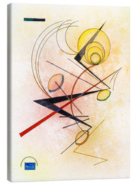 Canvas print  Small Hot - Wassily Kandinsky