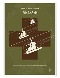 Premium poster M.A.S.H.