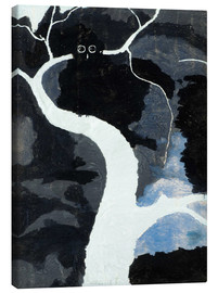 Canvas print  Hibou - Léon Spilliaert