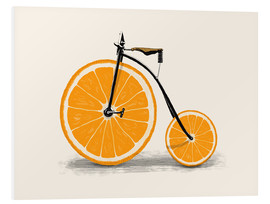 Foam board print  Vitamin bike - Florent Bodart