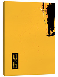 Canvas print  No country for old men - Fourteenlab