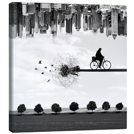 Canvas print  Dream ride - Buko