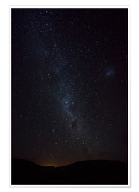 Premium poster  Southern starry sky - Catharina Lux