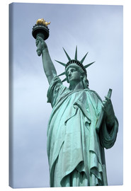 Canvas print  Statue of Liberty - Catharina Lux