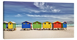Canvas print  South Africa - Achim Thomae