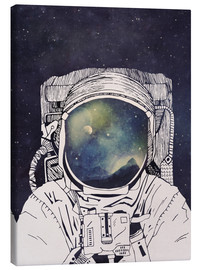 Canvas print  Dreaming of Space - Tracie Andrews