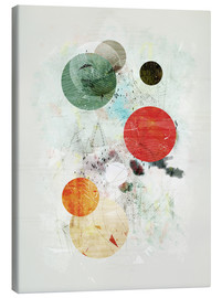 Canvas print  To The Moon And Back - Tracie Andrews