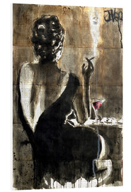 Foam board print  cocktail - Loui Jover