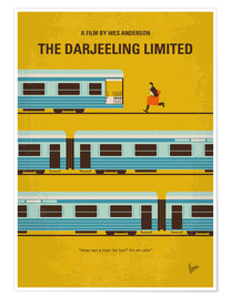 Premium poster  The Darjeeling Limited - chungkong