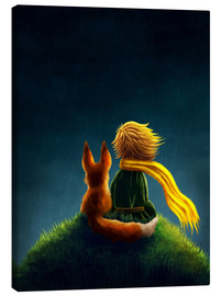 Canvas print  Little Prince - Elena Schweitzer